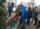 Студенты филиала ОГБПОУ «РПК» в г. Касимове приняли участие в митинге, посвященном Дню памяти о россиянах, исполнявших служебный долг за пределами Отечества