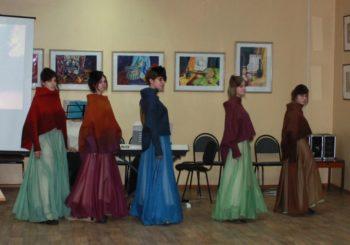 Выставка творческих работ студентов специальности  Дизайн                  (по отраслям) в области культуры и искусства филиала ОГБПОУ «РПК» в г. Касимове