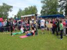 Участие студентов филиала ОГБПОУ «РПК» в г. Касимове в областном Дне здоровья и спорта