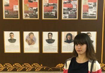 Студентка филиала ГБПОУ «РПК» в г. Касимове – победитель чемпионата и первенства Рязанской области по легкоатлетическому кроссу