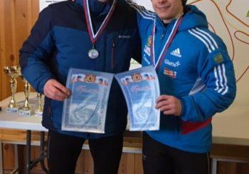 Участие в соревнованиях по лыжным гонкам на базе биатлонного комплекса «Алмаз»