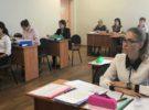 Экзамен (квалификационный) на специальности Преподавание в начальных классах в филиале ОГБПОУ «РПК» в г. Касимове