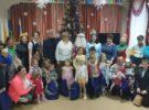 Студенты филиала ОГБПОУ «РПК» в г. Касимове провели новогодний утренник для детей из многодетных семей и семей, находящихся в трудной жизненной ситуации