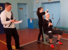 Студенты филиала ОГБПОУ «РПК» в г. Касимове приняли участие в военно-патриотической игре «Достойная смена»