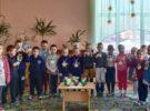 Акция в дошкольных образовательных учреждениях города Касимова «В армии служить почетно»